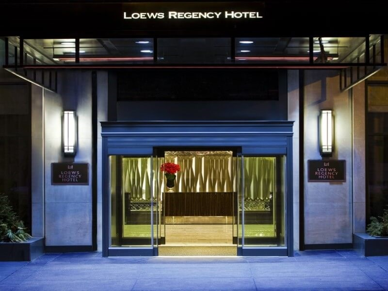Image of Loews Regency Hotel