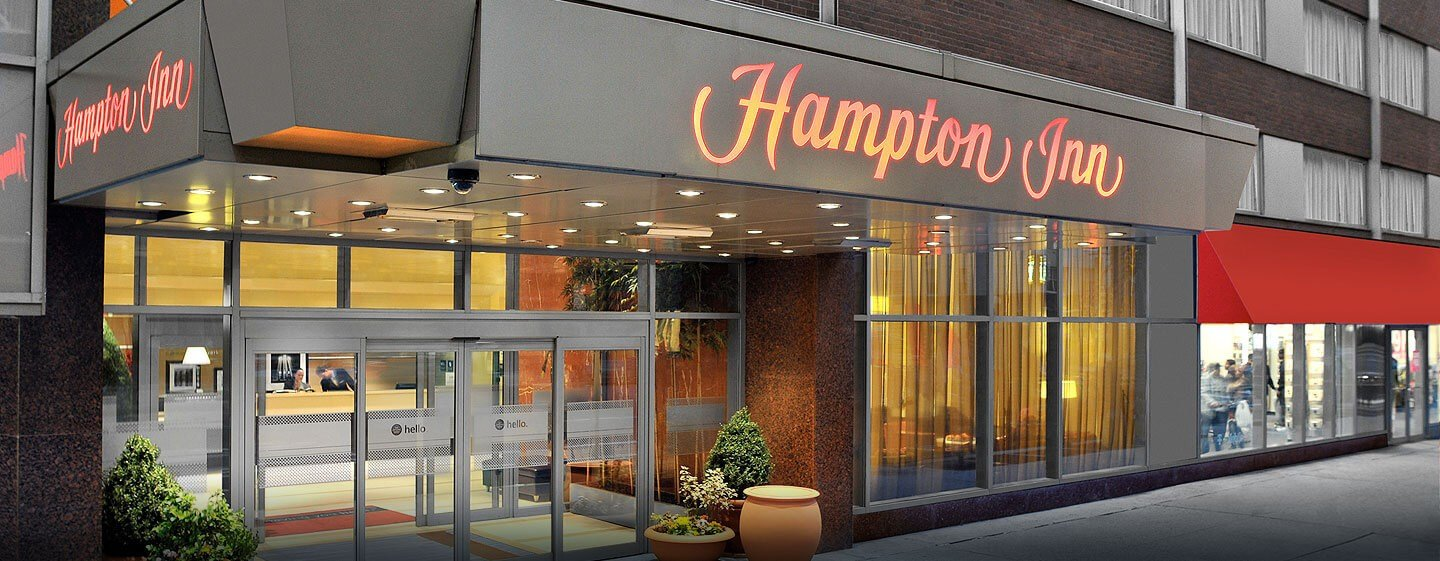 Image of Hampton Inn – Manhattan